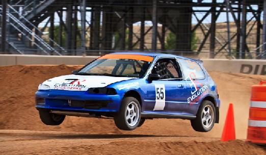 Grc Civic >> Honda EG6 Rally/RallyCross Car for Sale